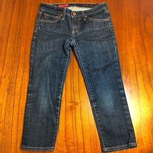 Adriano Goldschmied the crop jeans